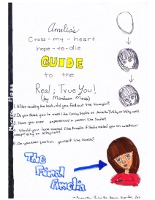 Student-developed (and illustrated!) Book Group Questions