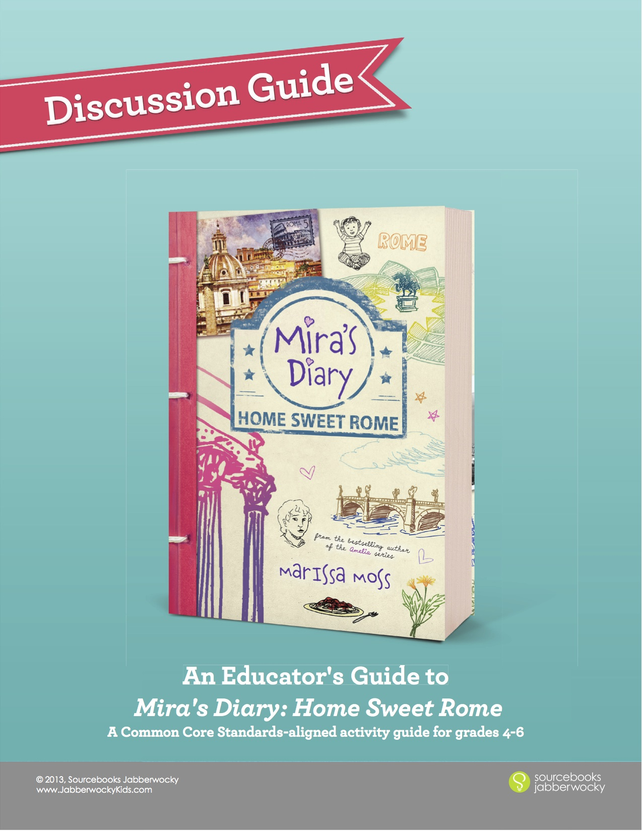 Educators Discussion Guide to Mira Home Sweet Home