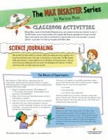 Science Journaling Exercises