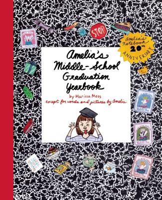 Amelia's Middle-School Graduation Yearbook