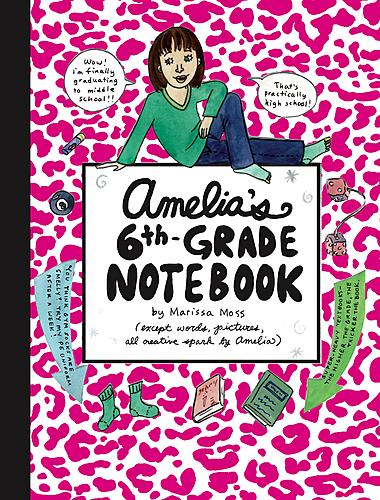 Amelia's 6th Grade Notebook