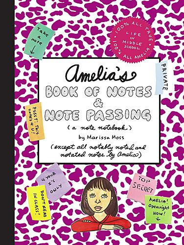 Amelia's Book of Notes & Note Passing