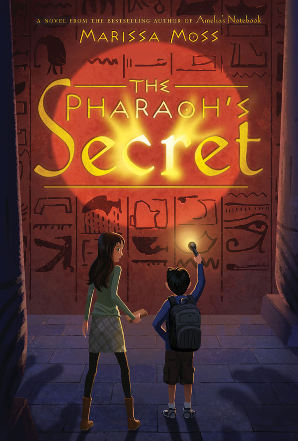 The Pharaoh's Secret Marissa Moss